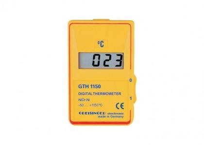 Digital temperature measuring equipment to 1150 deg