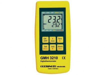 Digital temperature measuring equipment to 1320 deg