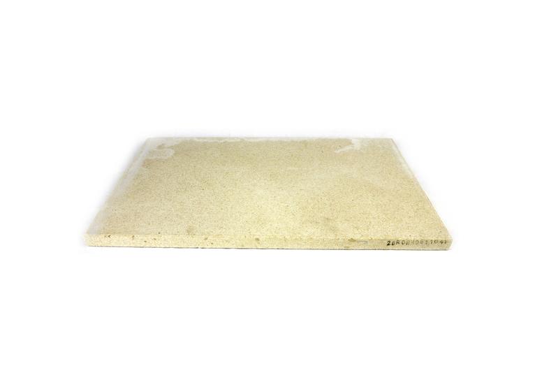 Refractory Kiln Shelf/Batt: 11.5x11.5x0.5 (292x292x13mm)