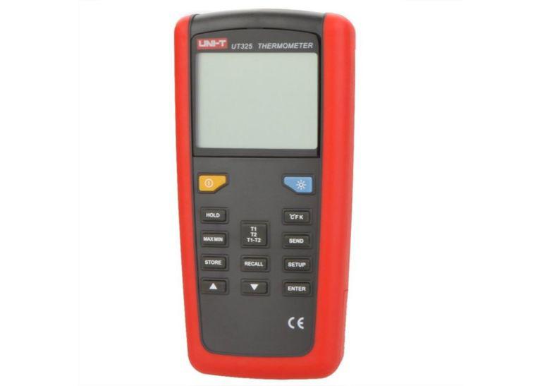 Battery operated digital indicator
