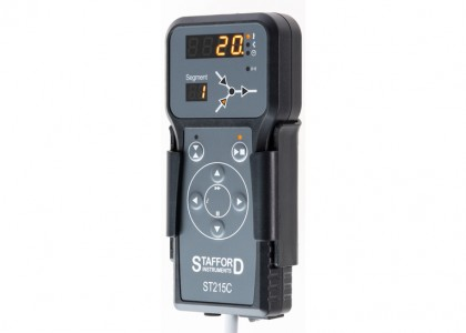 ST215 + USB Data Log