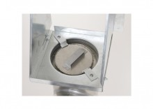 6 Twin Wall Adjustable Wall Support 150mm