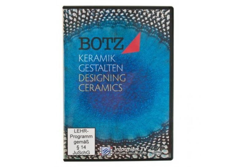 BOTZ Designing Ceramics DVD (running time 42min)