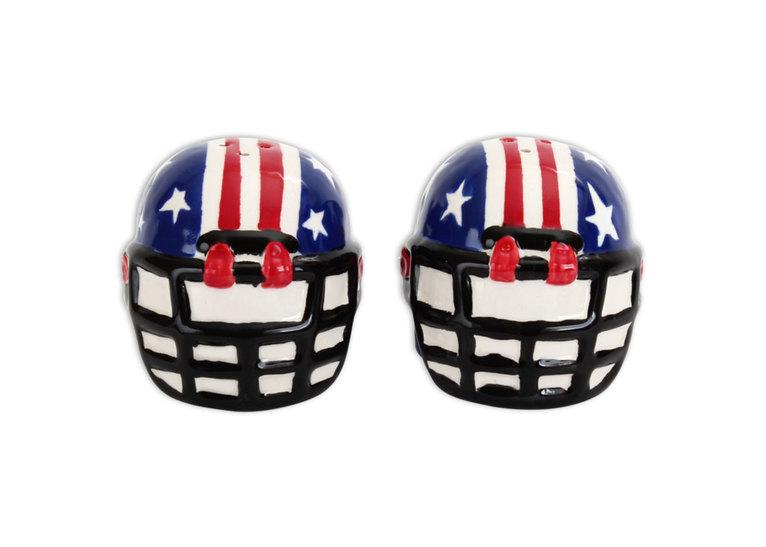 Football Helmet S&P: 6/cs: 3x2.25x2.5