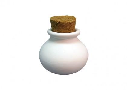Cute Jar: 12/cs: 2.5dia.x2