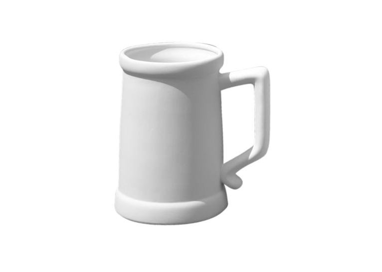 Beer Mug: 4/cs: 5.25x4x6