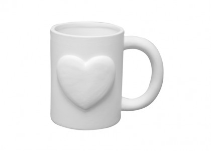 Herbie The Love Mug: 6/cs: 5x3.3x4