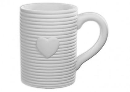 Artisan Heart Mug