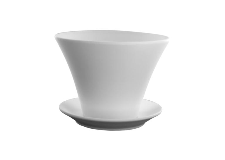 Flower Pot W/Tray: 1/cs: 5.5x7