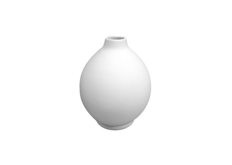 Droplet BUd Vase: 4/cs: 4dia.x5