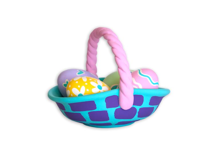 Large Basket: 3/cs: 6x4.5