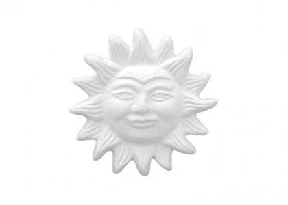 Sun W/Mounting Hole: 12/cs: 6.75
