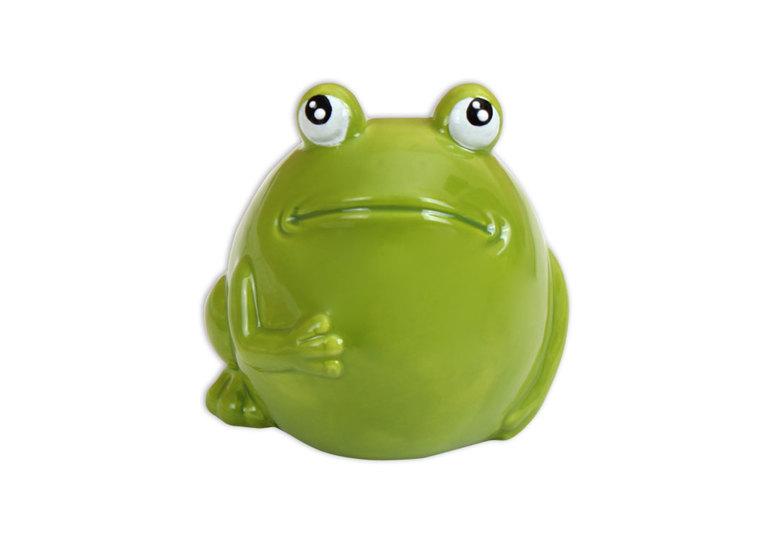 Fat Frog Figurine