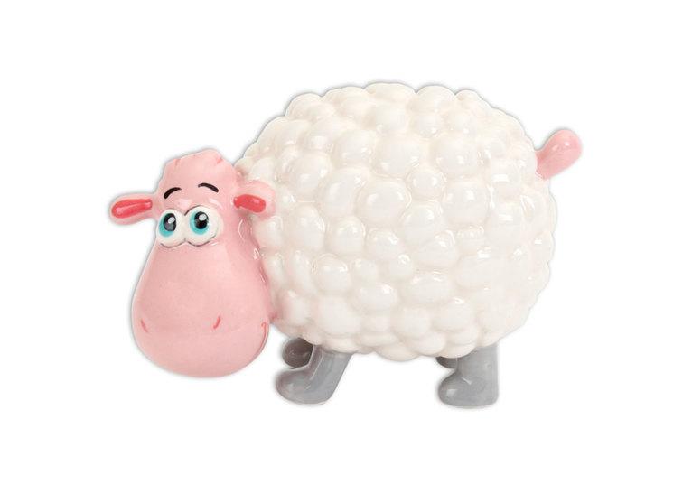 Fluffy Sheep: 4/cs: 3.75x3x2.5