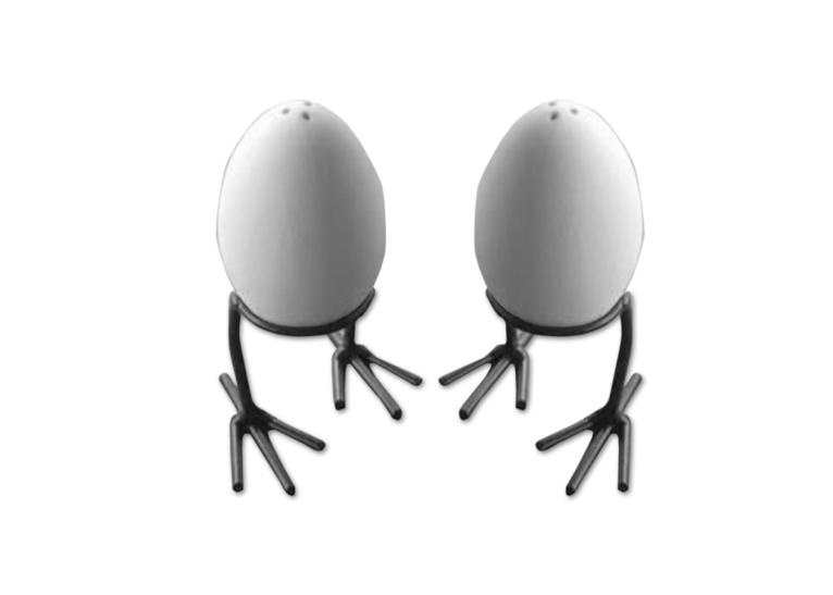 Iron Chicken Feet: 12/cs: 1.75x3.25