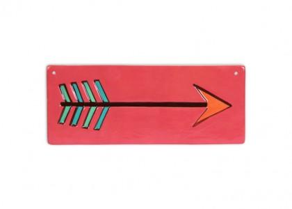 Arrow Plaque