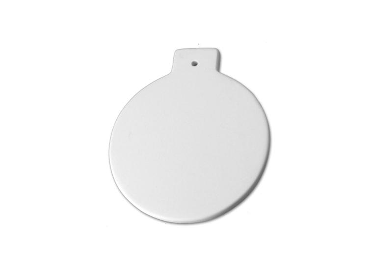 Flat Ball Ornament