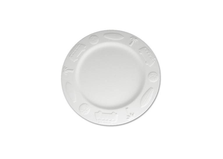 Cowabunga Plate