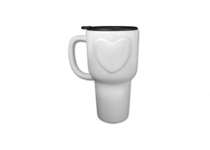 I Love To Travel Mug