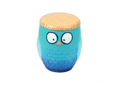 Owl Cannister