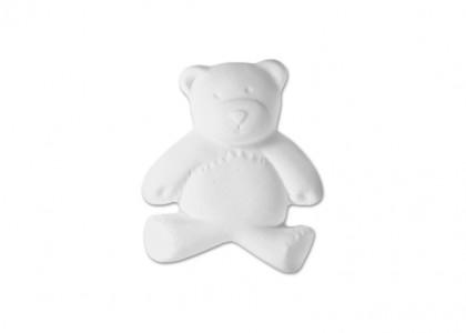 Teddy Bear Tag -Pk12