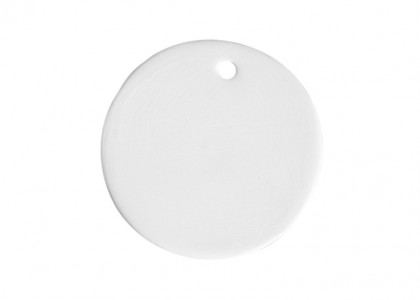 Thin Circle Pendant