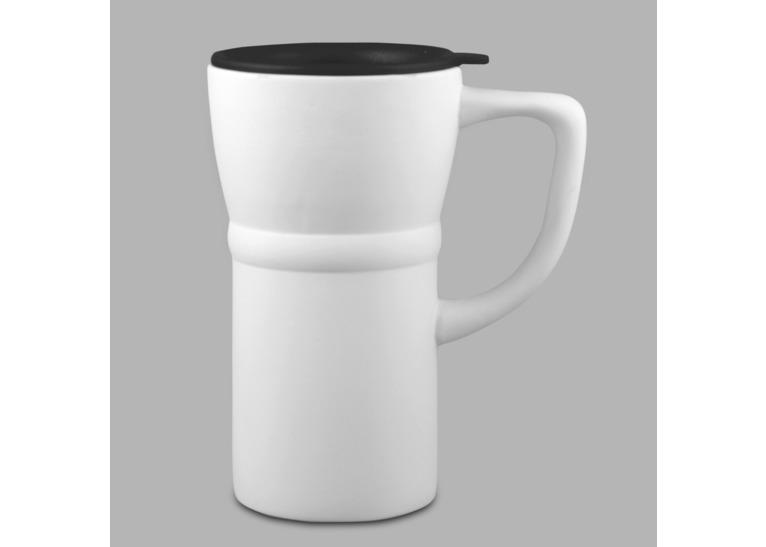 Travel Mug &Lid:6c/s:6.25Hx5H