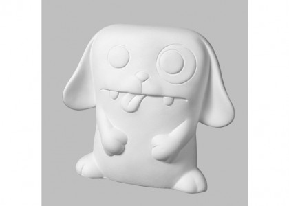 Shabby Dog Bank:6c/s:6.5x7.25