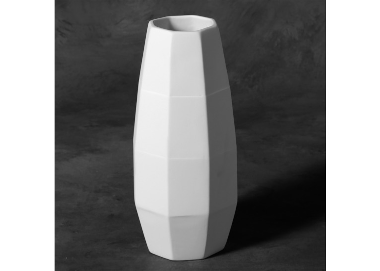 Facted Vase