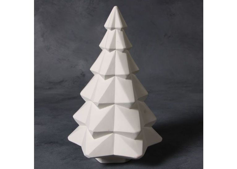Faceted Tree 10