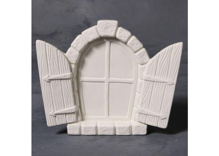 Fairy Window W/Shutt