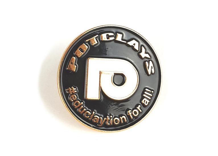 Educlaytion Pin Badge (2nd Edition)