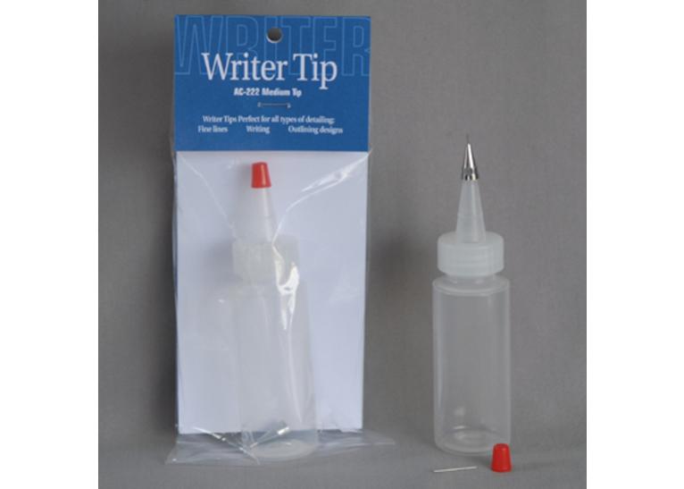 Medium Writer Tip Kit: (see D)