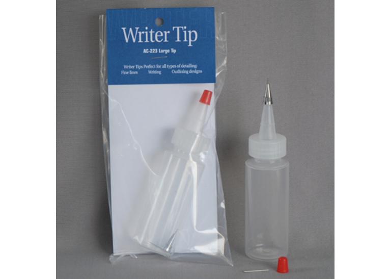Large Writer Tip Kit: (see D)