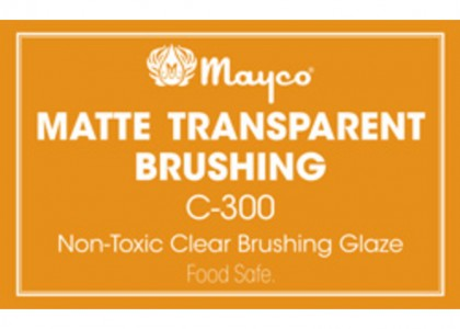 Mayco Clear: Matte Transparent 473ml