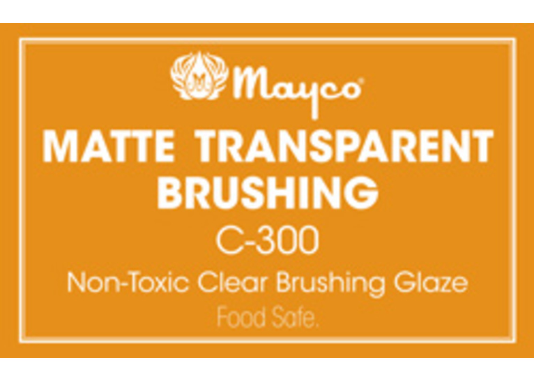 Mayco Clear: Matte Transparent 59ml
