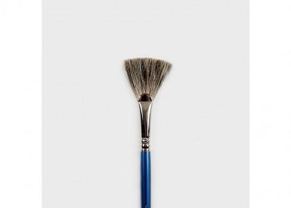 No.4 Glaze Fan Brush