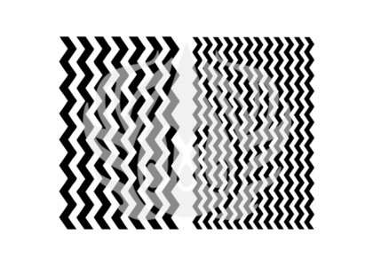 Chevrons Silk Screen