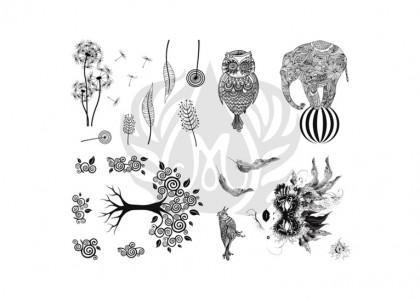 Stylized Designs