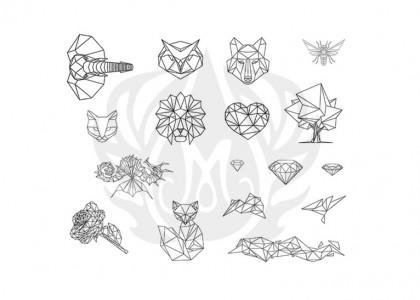 Faceted Designs