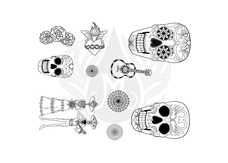 Day Of The Dead S/Sc