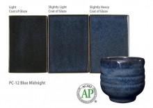 Amaco Potters Choice: Blue Midnight 473ml