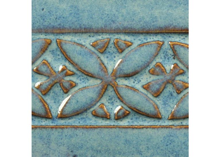 Amaco Potters Choice: Blue Rutile 473ml