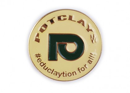 Educlaytion Pin Badge (1st Edition)