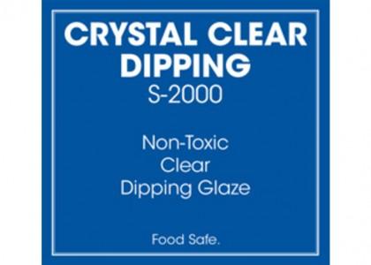 Mayco Natural Clear Dipping 1Gallon