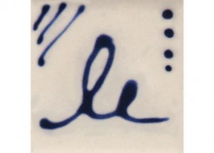 Mayco Designer Liner: Blue 1.25oz