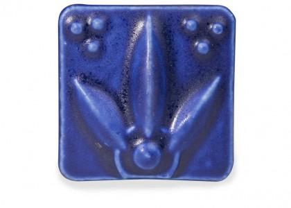 Amaco Dark Blue Satin Matte Glaze - 473ml