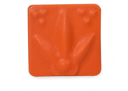 Amaco Orange Satin Matte Glaze - 473ml