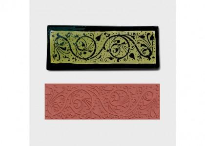 Ornate Border Stamp