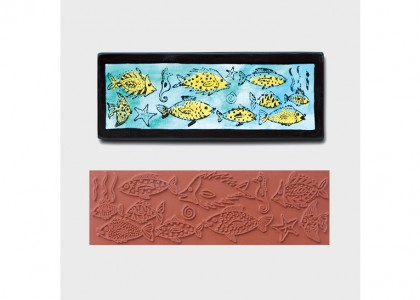 Reef Rendevous Stamp